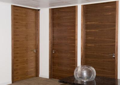 Bespoke doors, Corian Fabricators, Goodfellows, London & South East